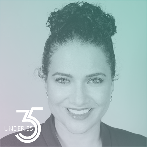 19 | Authentic-Self Promotion with 35 Under 35 Honoree Nicole Stephenson
